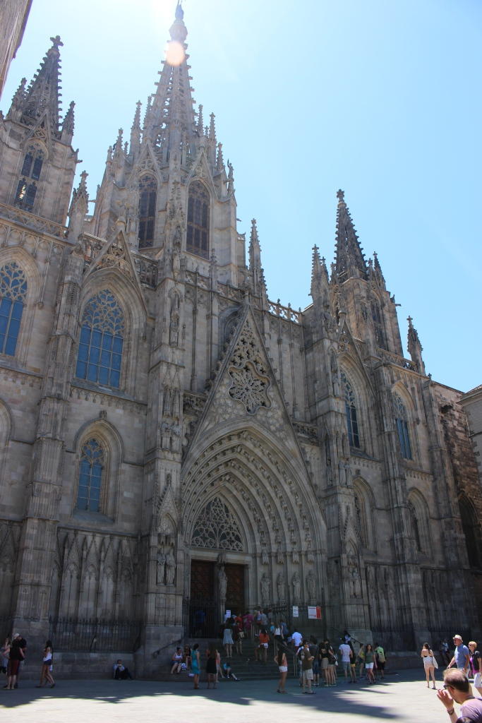 Cathedral of Holy Cross and Saint Eulalia